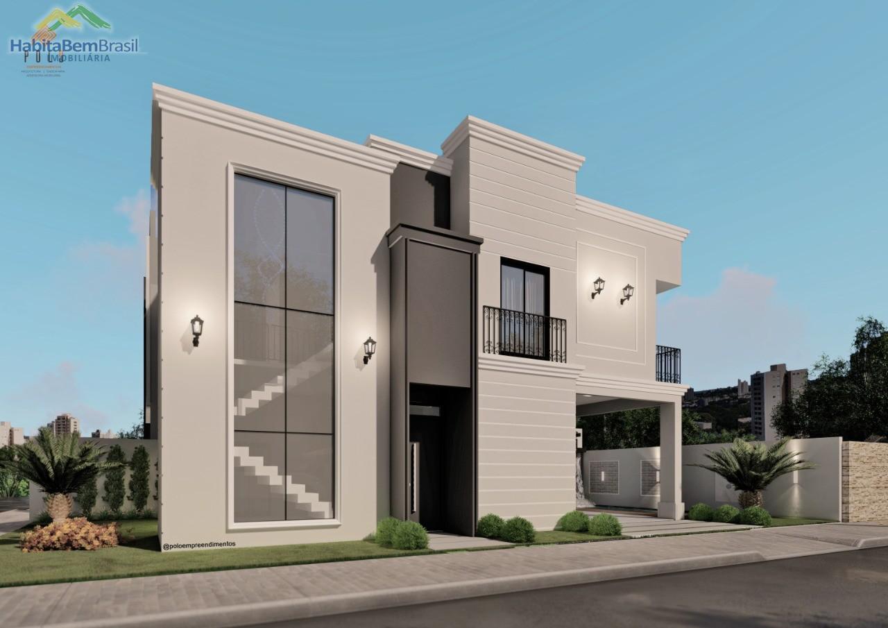 Sobrado com 3 dormitórios à venda, JARDIM LA SALLE II, TOLEDO - PR