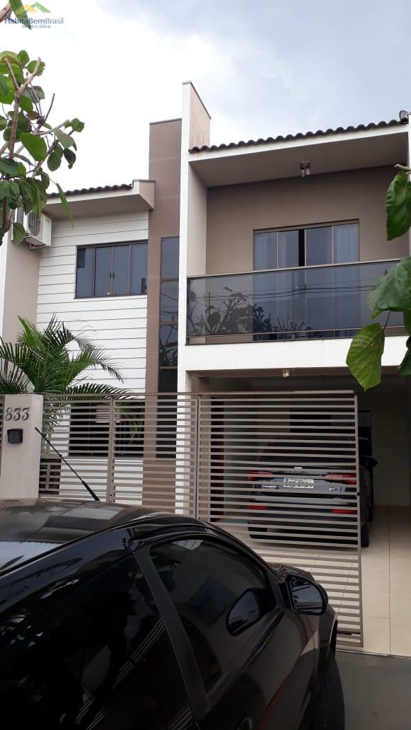 Sobrado com 3 dormitórios à venda, VILA INDUSTRIAL, TOLEDO - PR