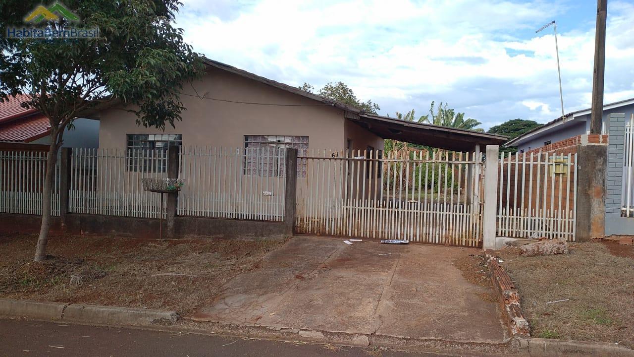 Casa com 2 dormitórios à venda, JARDIM SANTA MARIA, TOLEDO - PR