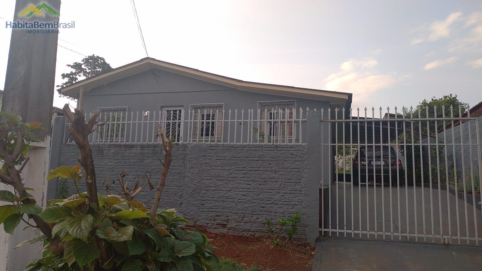 Casa com 2 dormitórios à venda, JARDIM CONCORDIA, TOLEDO - PR