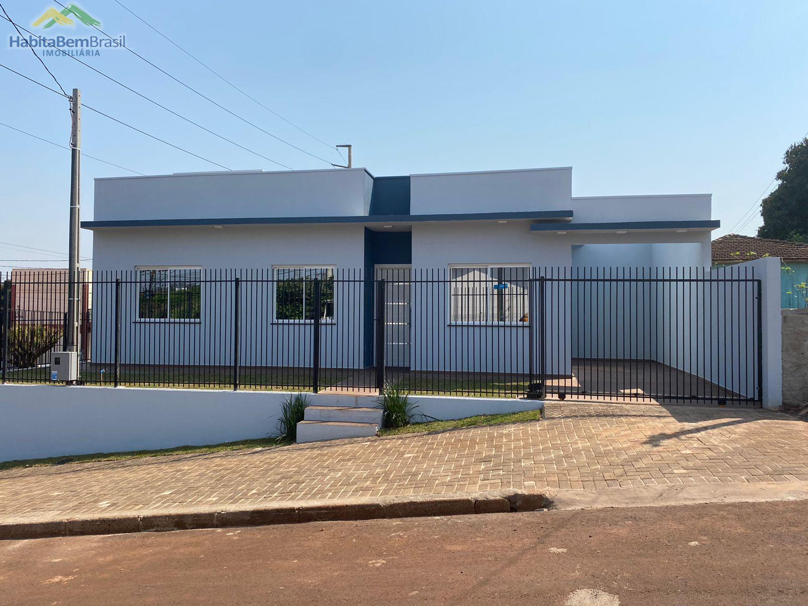 Casa com 2 dormitórios à venda, JARDIM BRESSAN, TOLEDO - PR