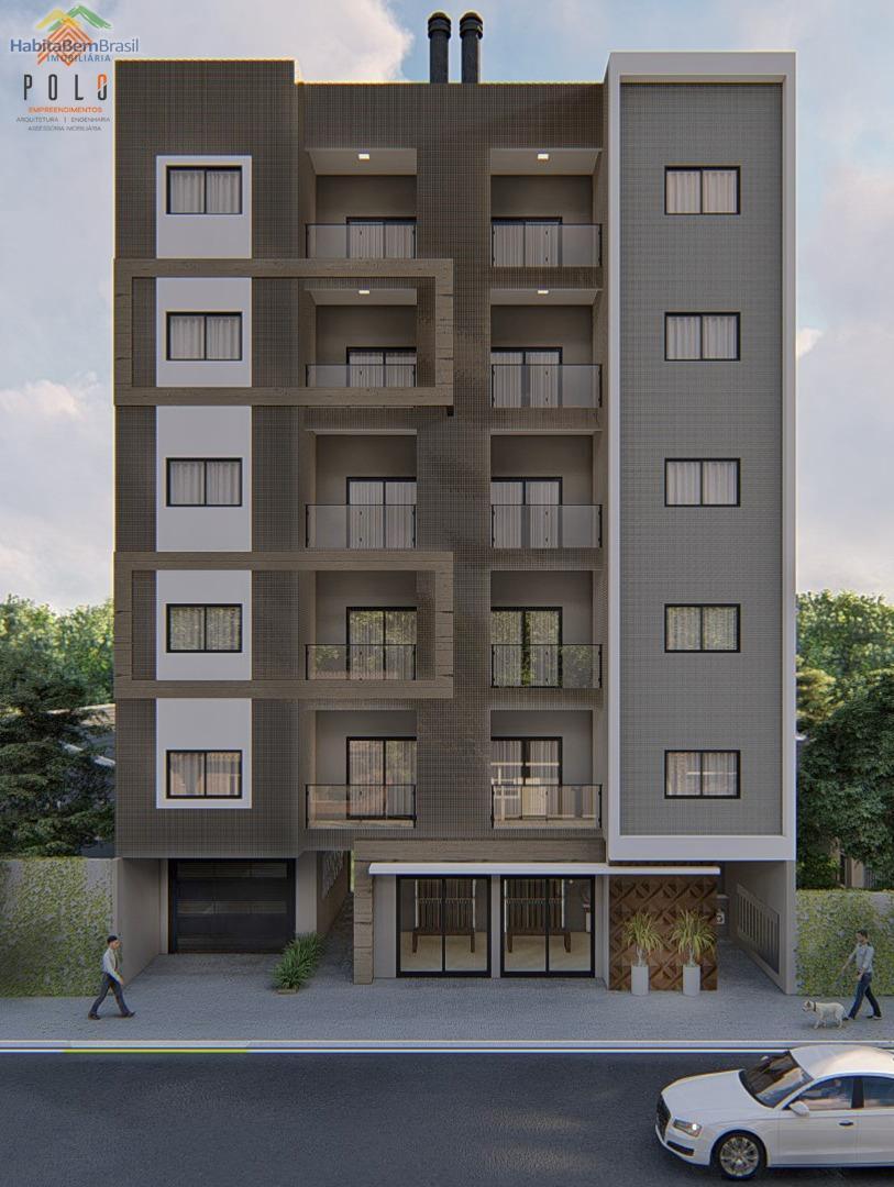 Apartamento com 2 dormitórios à venda,95.80 m², VILA INDUSTRIAL, TOLEDO - PR