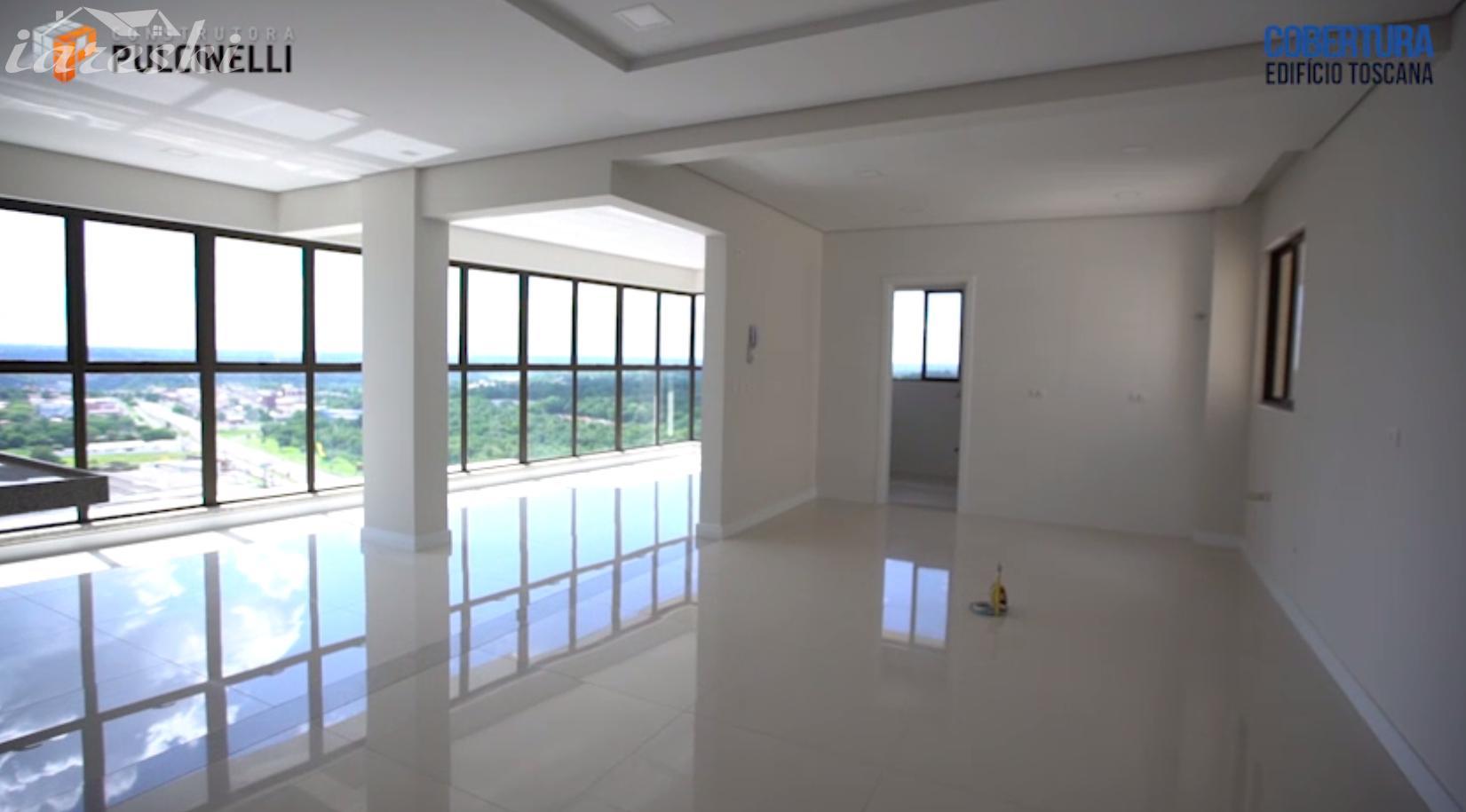 Apartamento, edifício Toscana