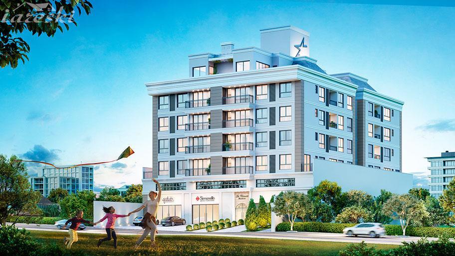 Apartamento 3 dormitórios, Le Classic Residence em Foz do Igua...