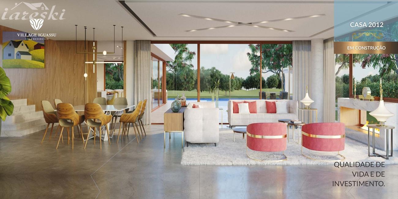 Sobrado à venda, Village Iguassu Golf Residence Foz do Iguaçu/PR