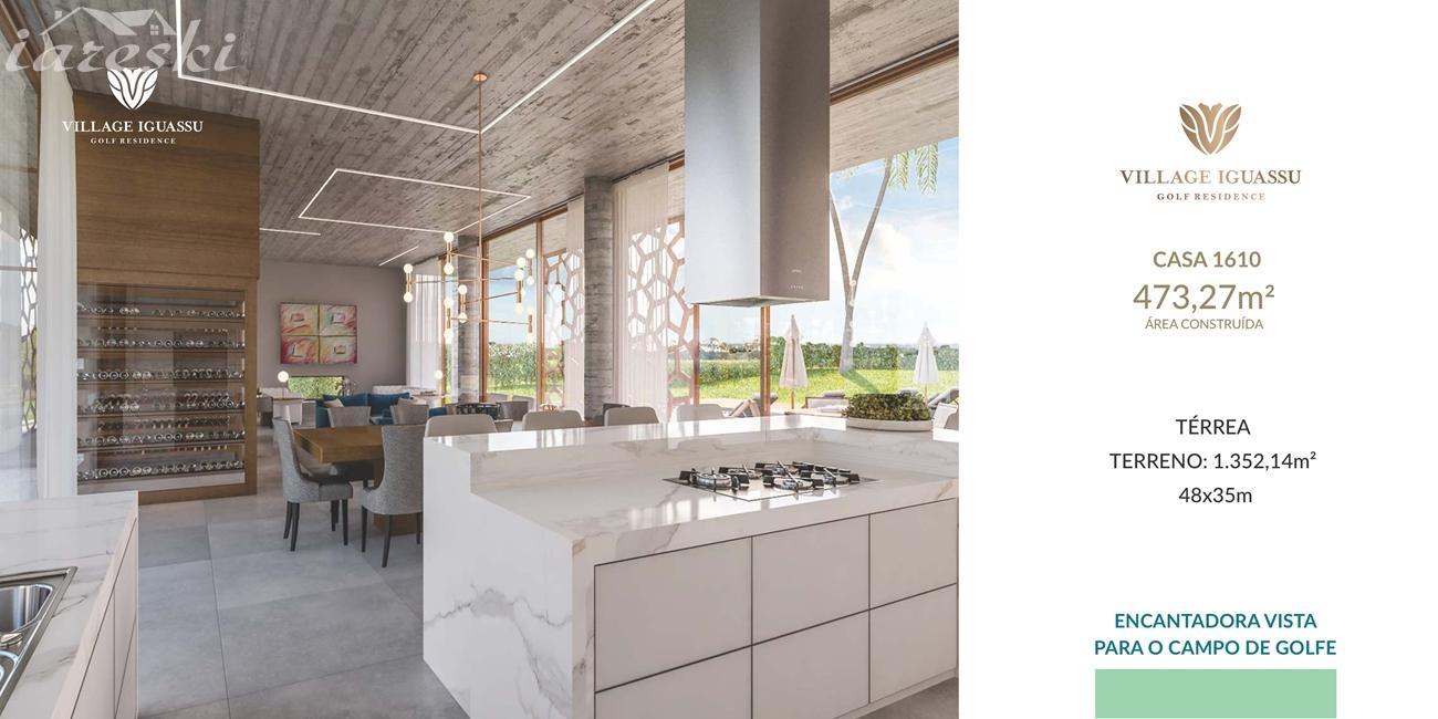 CASA à venda, Village Iguassu Golf Residence Foz do Iguaçu/PR