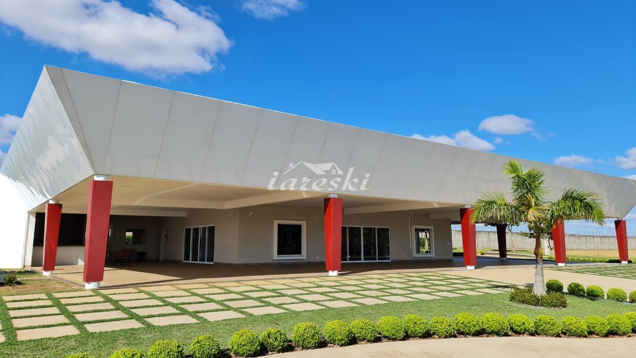 Terreno com 661m² à venda no condomínio reserva do iguaçu em F...