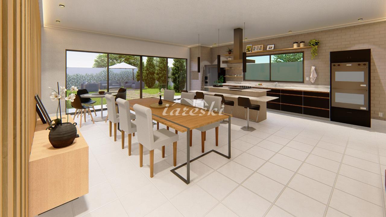 Casa com 217m² à venda no Condomínio Arco de Paris em Foz do Iguaçu/PR
