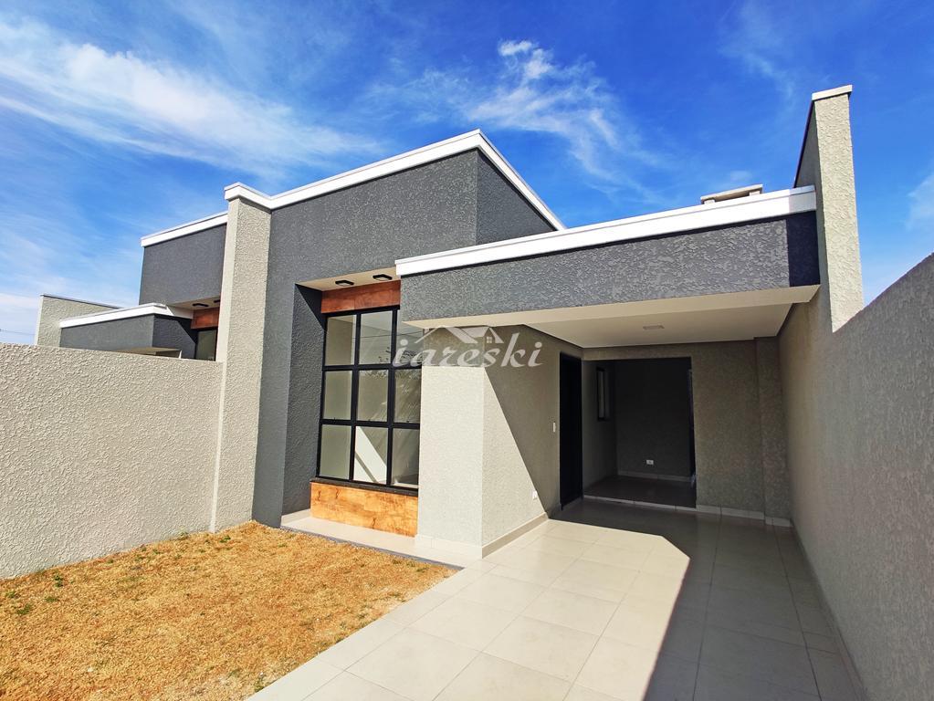 Casa com 78m² à venda loteamento buenos aires em Foz do Iguaçu/PR