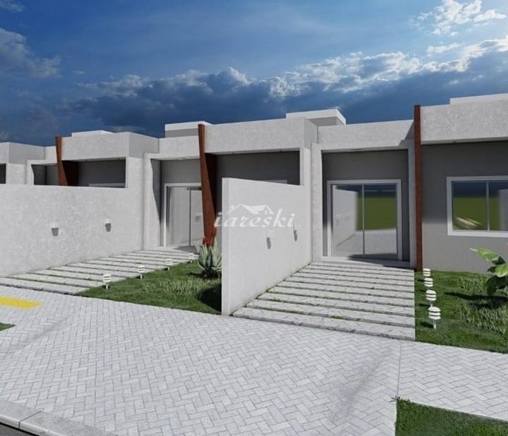 Casa com 54m² à venda com 2 dormitórios, Jardim Canadá em Foz ...