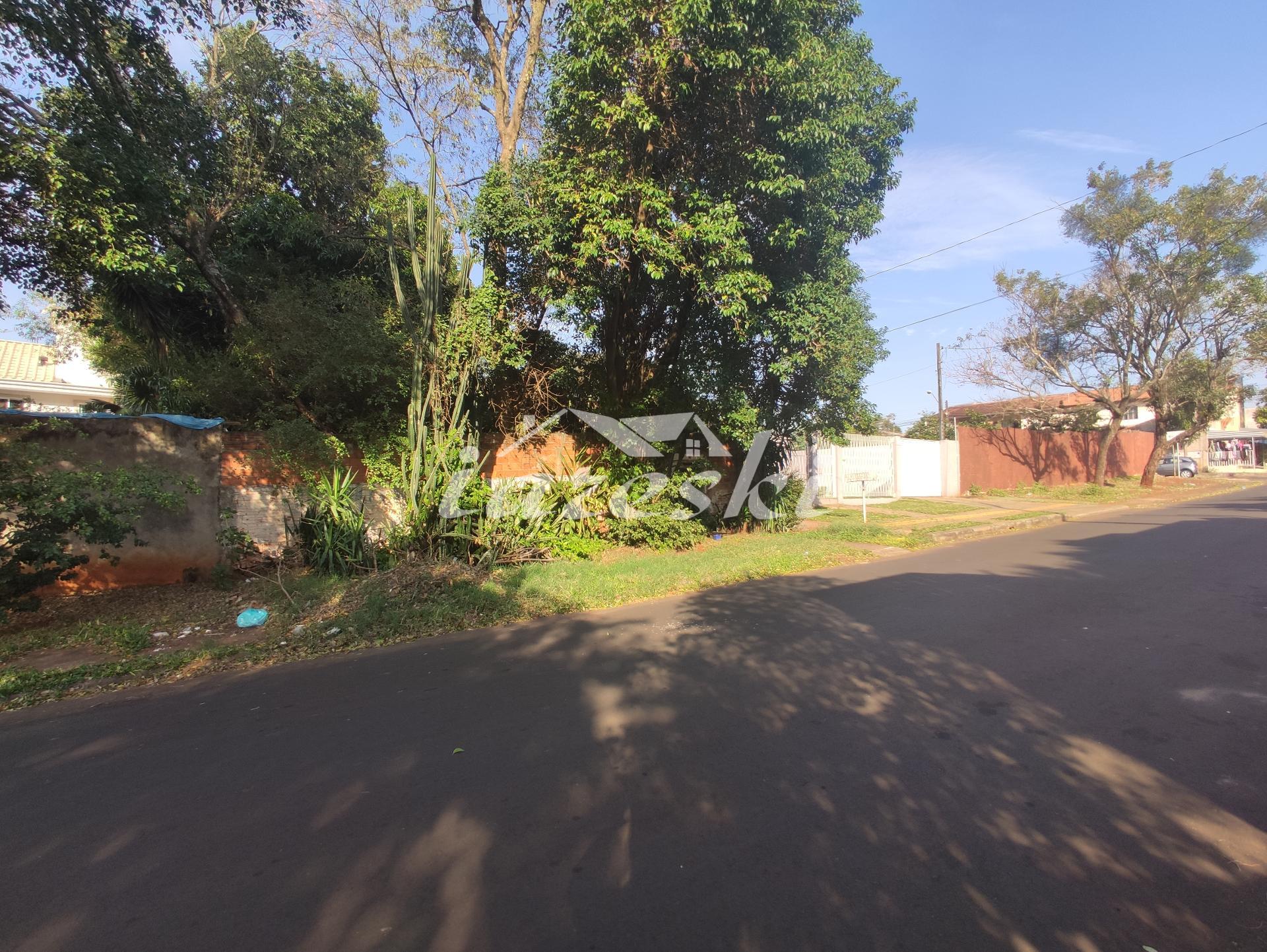 Terreno com 414m² à venda, Campos do Iguaçu, Foz do Iguaçu/PR