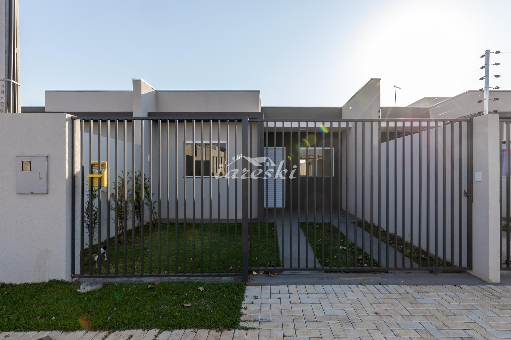 Casa 47m² à venda no Residencial San Martin em Foz do Iguaçu/PR