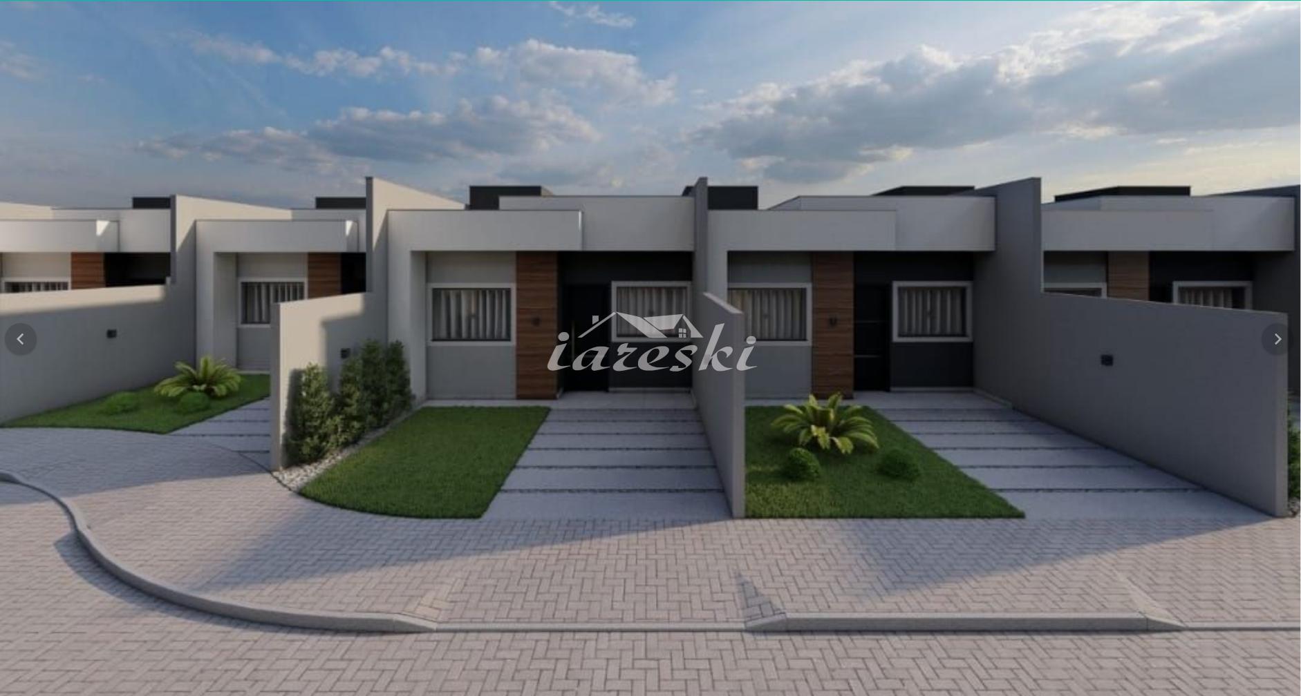 Casa com 2 dormitórios à venda, Residencial Vivaz em Foz do Ig...