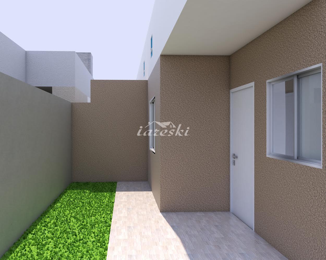 Casa com 2 dormitórios à venda no Jardim Alice em Foz do Iguaçu/PR