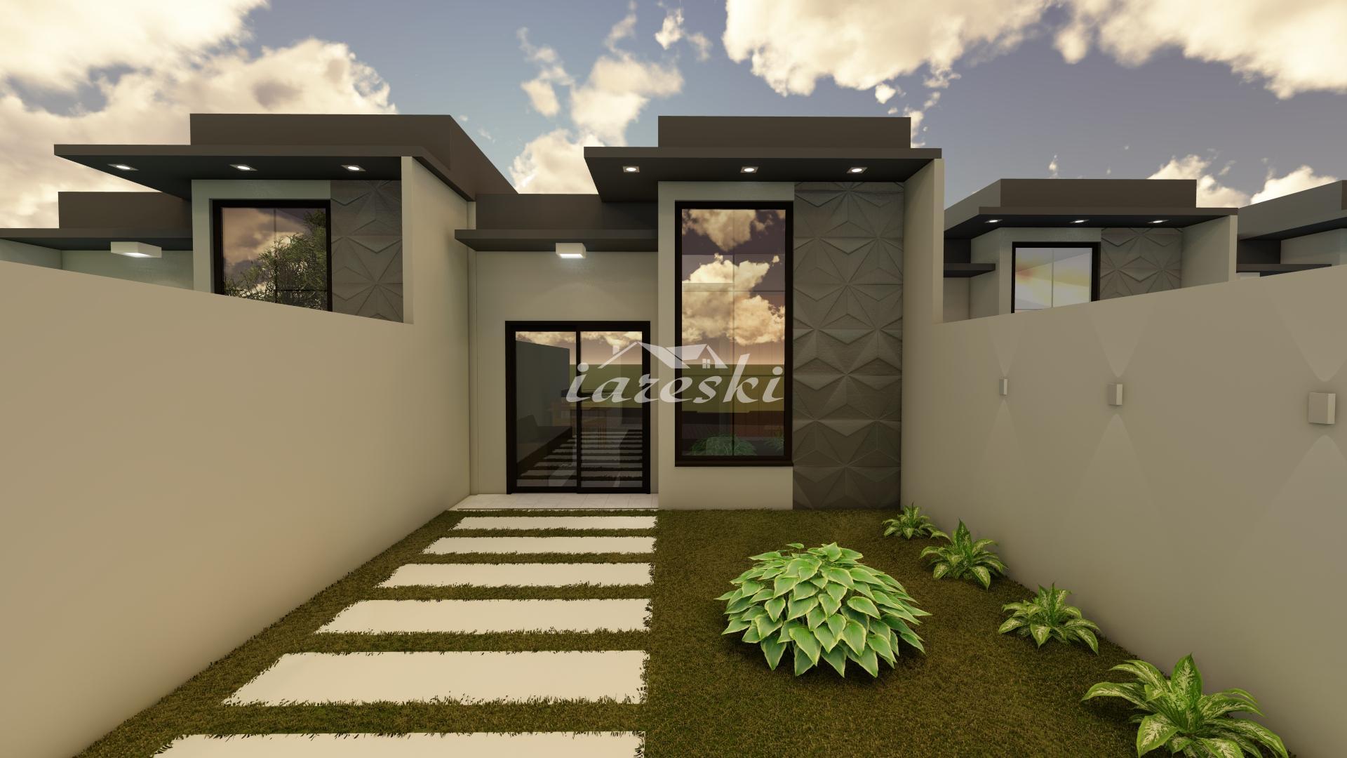 Casa 53m² à venda, Profilurb em Foz do Iguaçu/PR