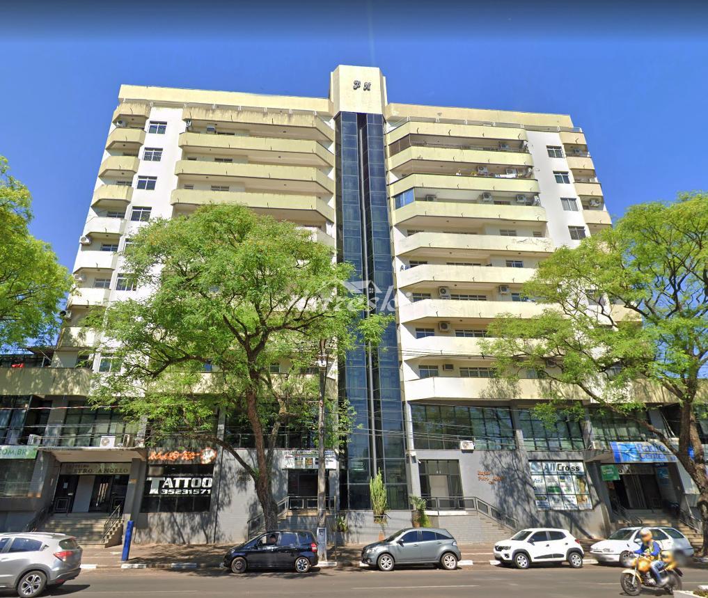 Apartamento 2 dormitórios, Edifício Pietro Ângelo em Foz do Ig...