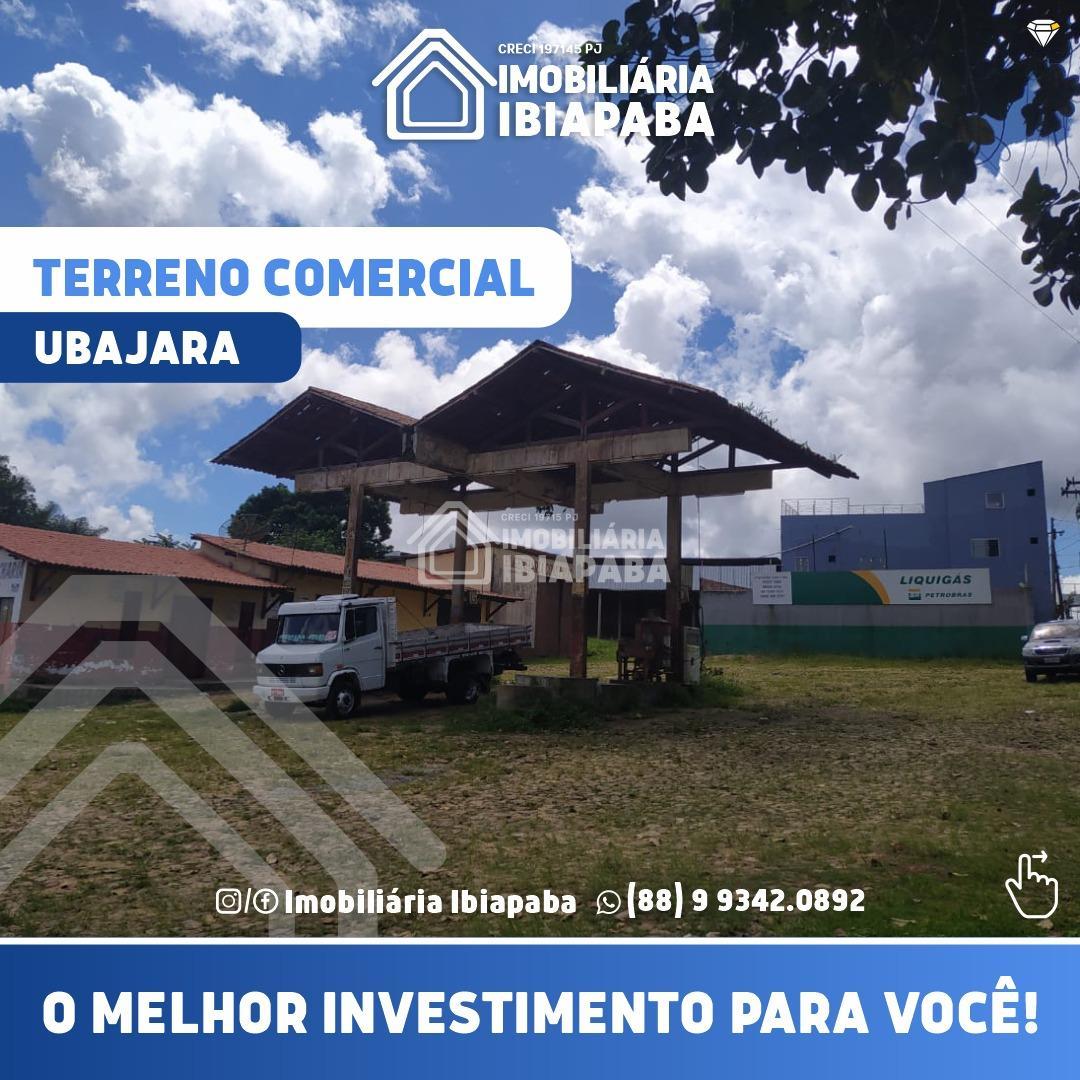 Terreno comercial em Ubajara!