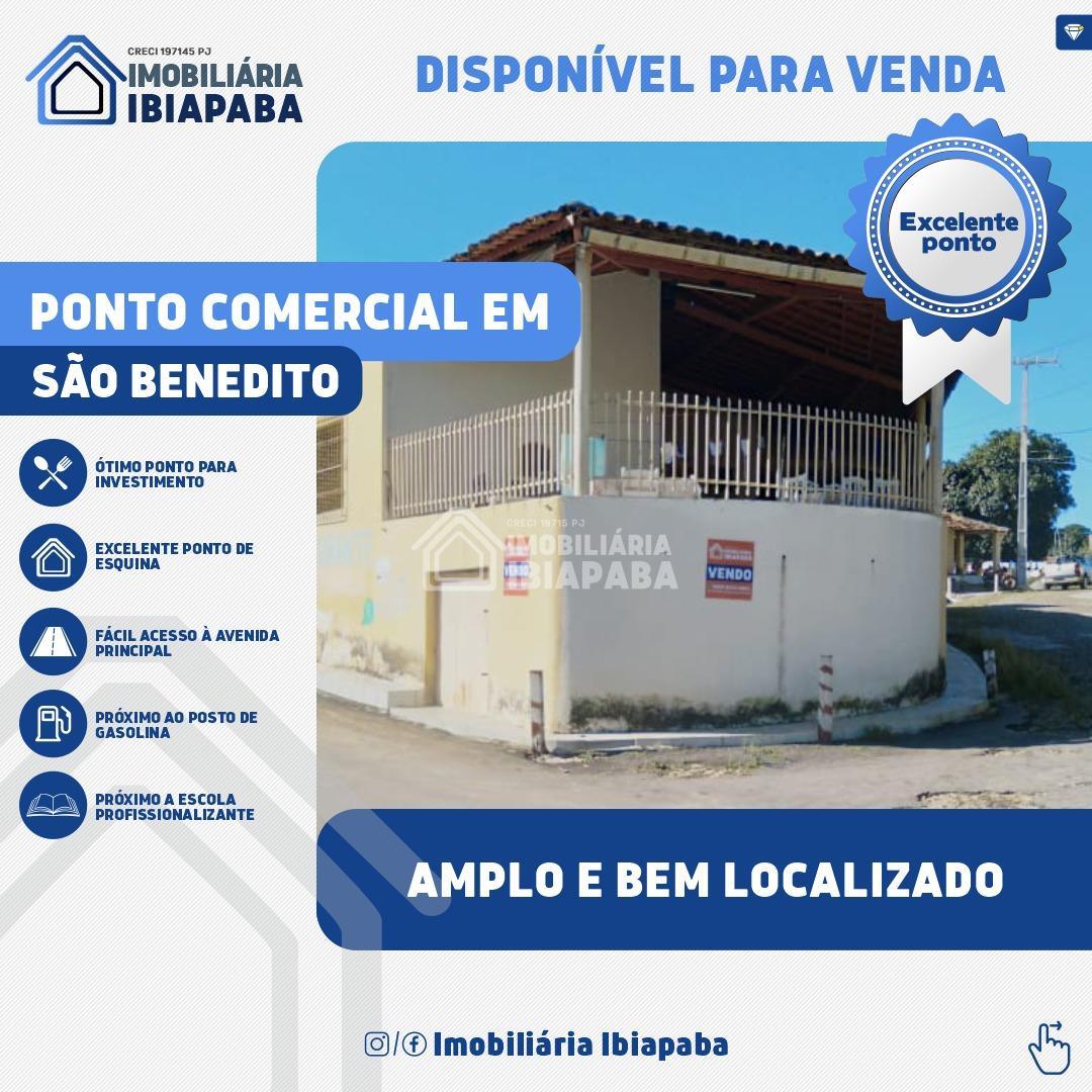 PONTO COMERCIAL NO CRUZEIRO