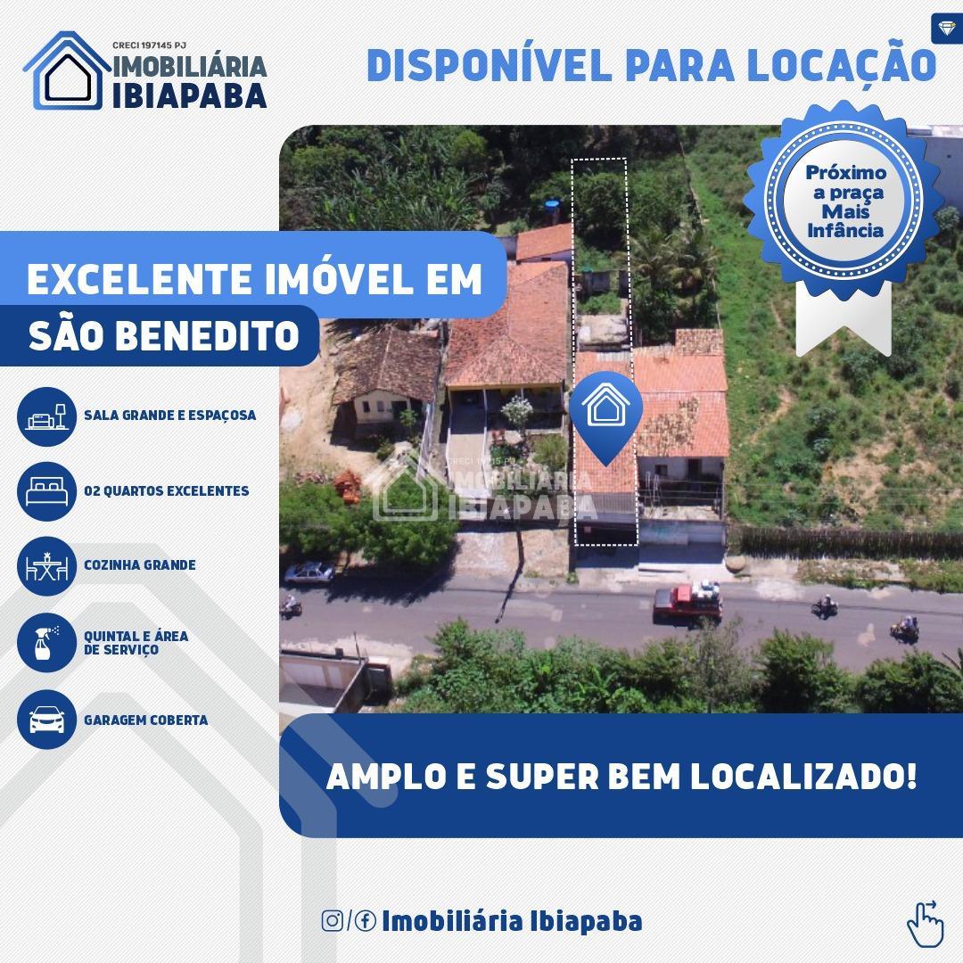 CASA PARA LOCAÇÃO PROX DELEGACIA
