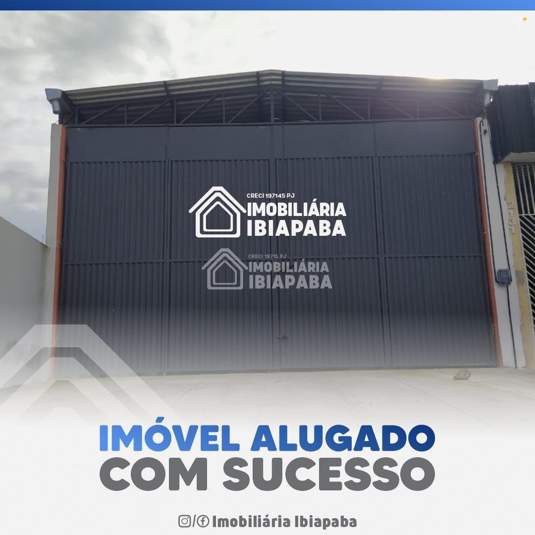 GALPÃO PARA LOCAÇÃO -PONTO COMERCIAL
