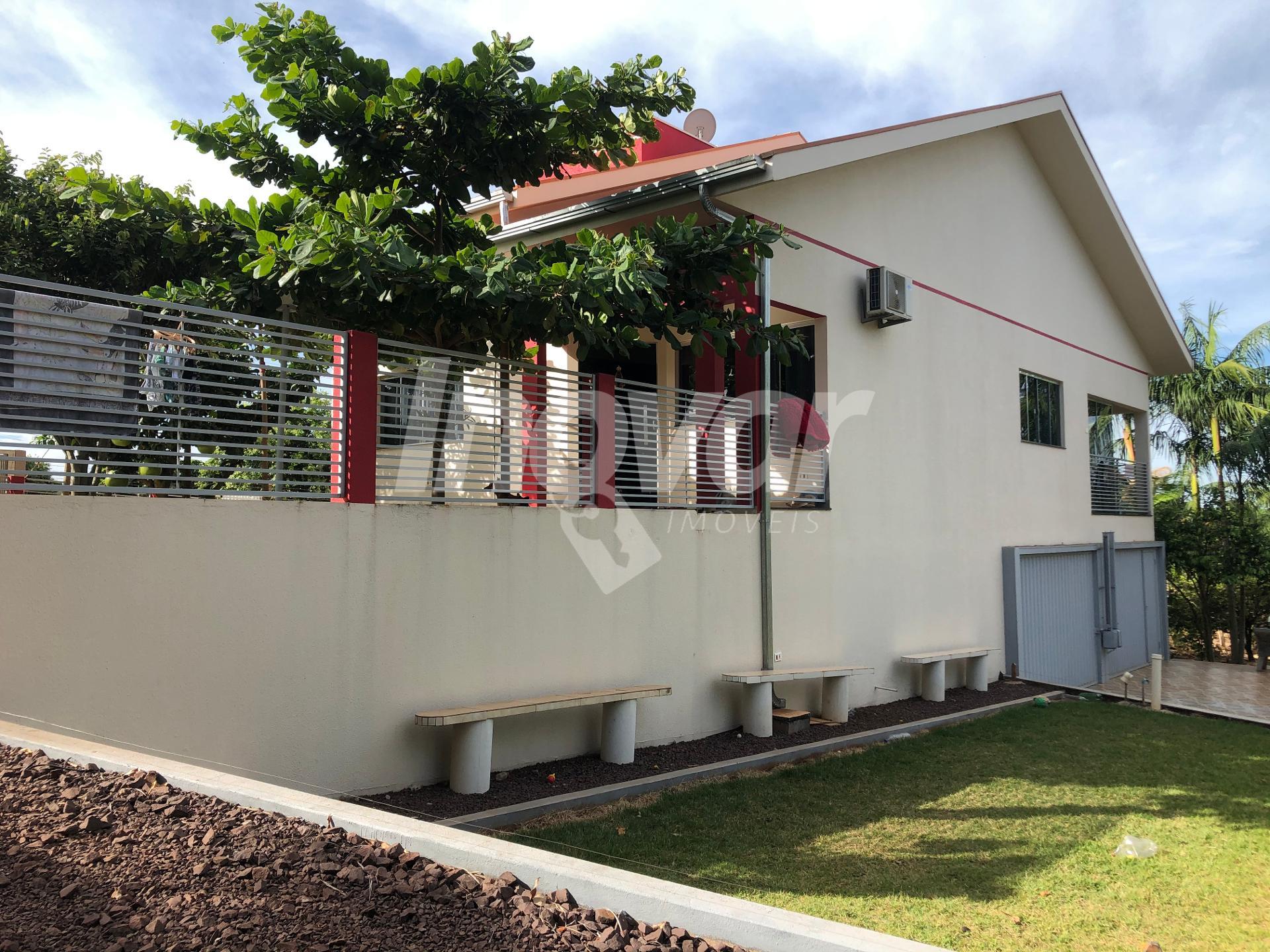Chácara com casa à venda, Centro, JESUÍTAS - PR