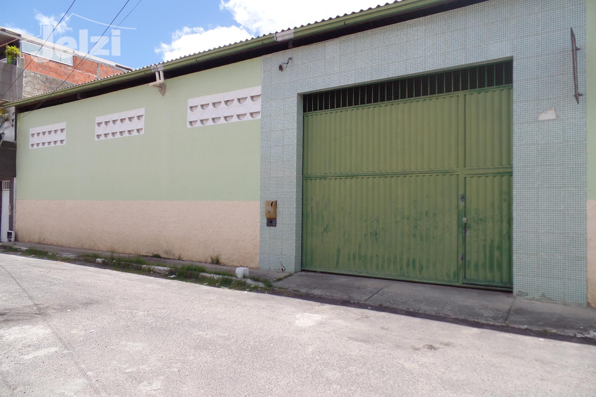 Galpão  Rua do Catu