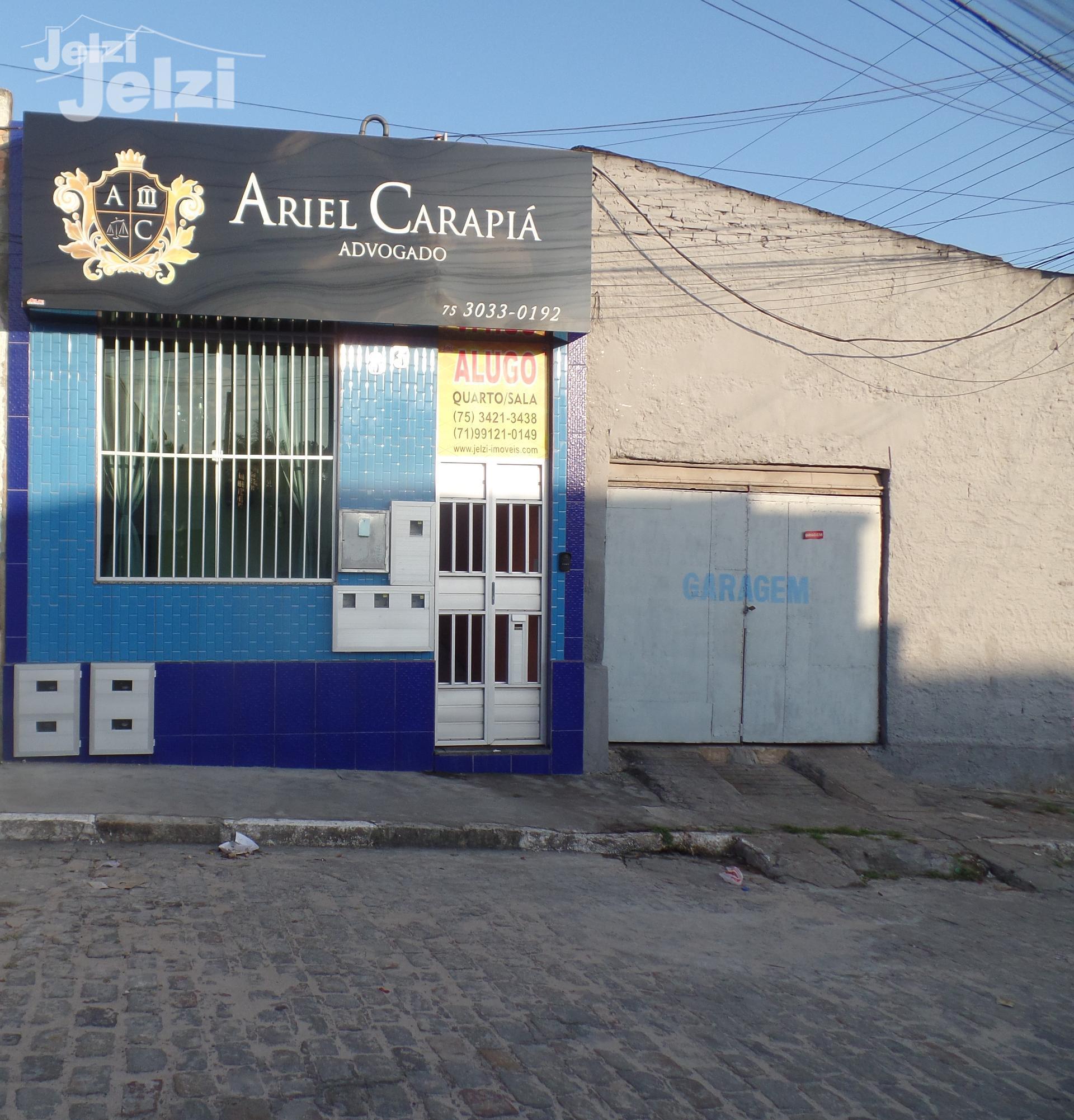 Quitinete, Bairro Centro