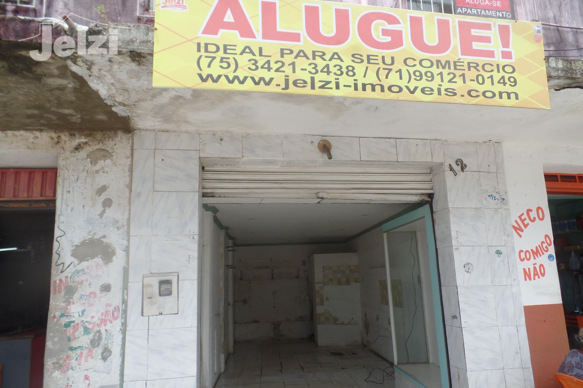 Comercial, Praça Kennedy, ALAGOINHAS - BA