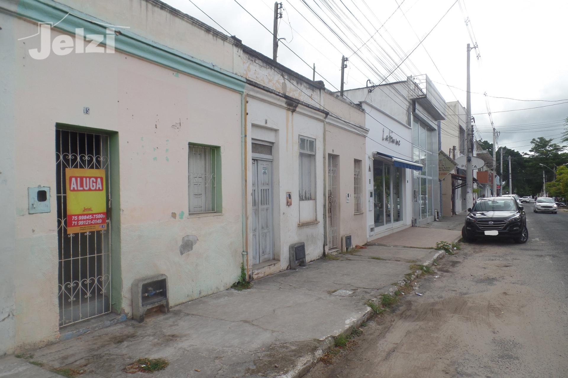 Comercial com 1 dormitório para locação, Praça Kennedy, ALAGOINHAS - BA