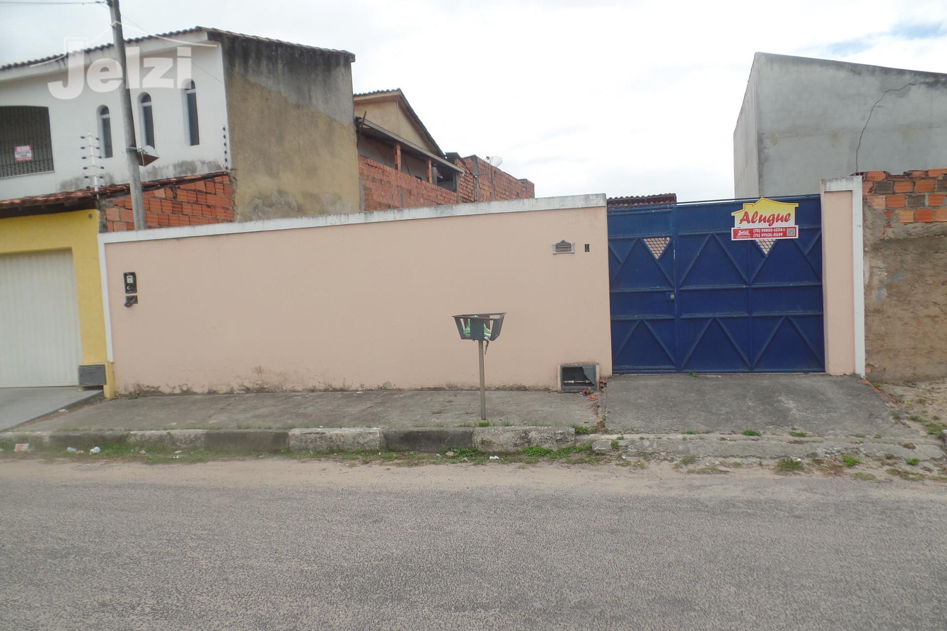 Casa para locação, Jardim Pedro Braga, ALAGOINHAS - BA
