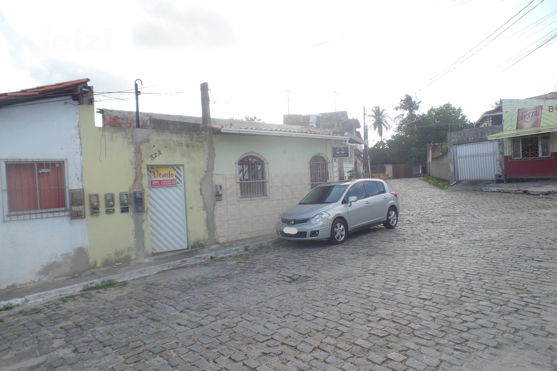 Casa com 2 dormitórios à venda, Praça Kennedy, ALAGOINHAS - BA