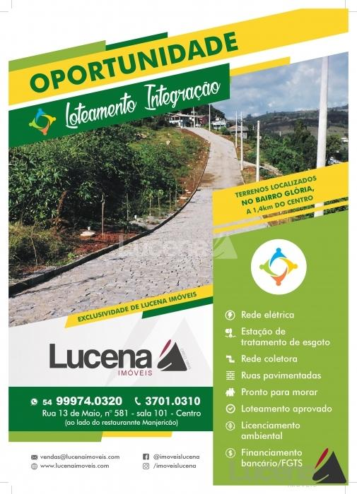 Loteamento ? venda, Jardim Gloria, BENTO GONCALVES - RS