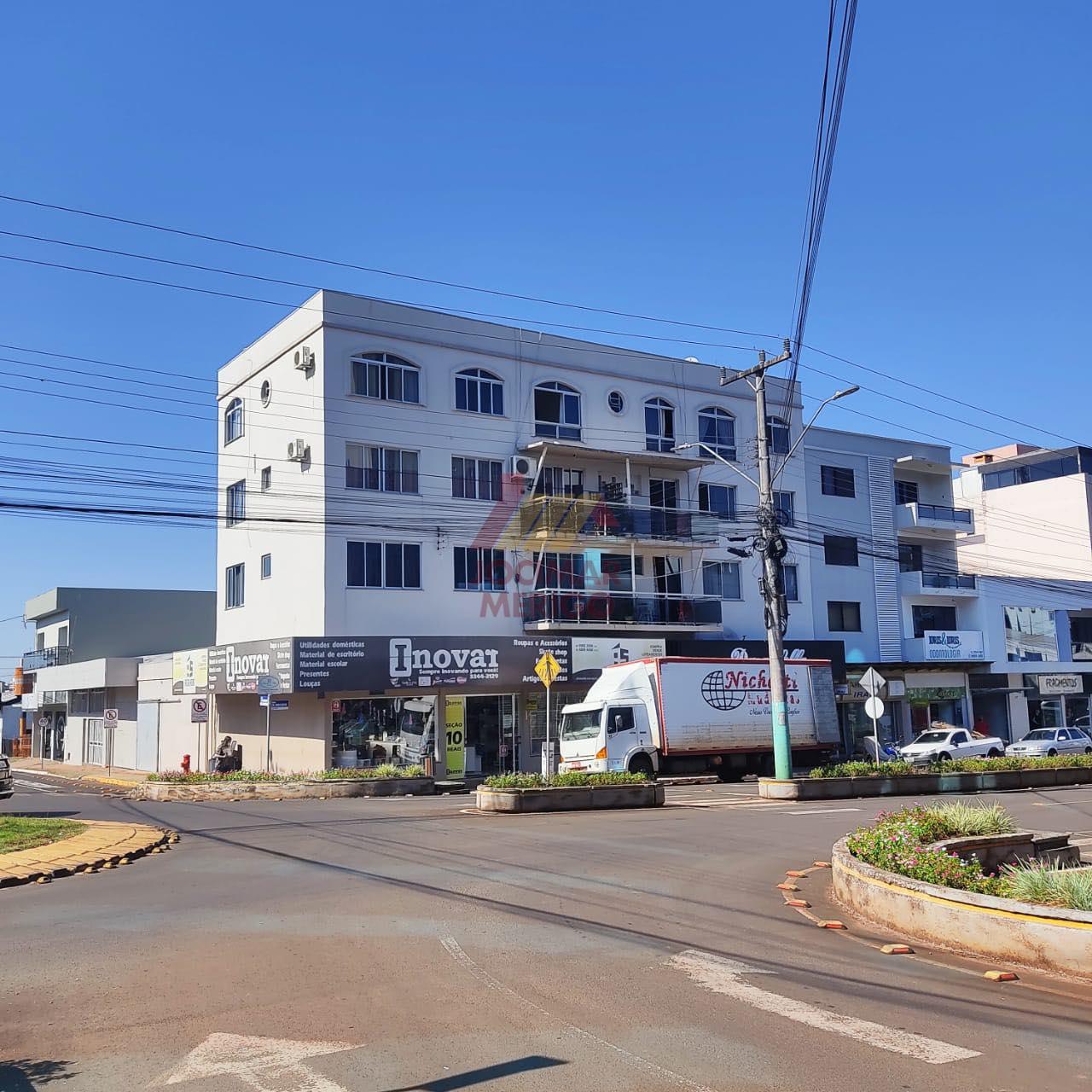 Apartamento com 3 dormitórios para locação, CENTRO, SAO LOURENCO DO OESTE - SC