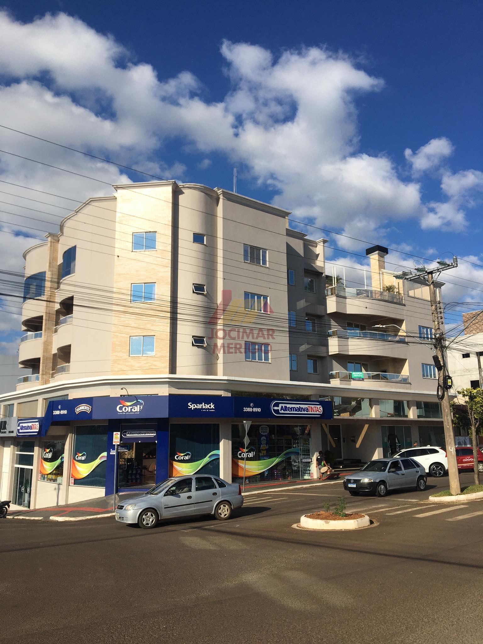 Apartamento com 2 dormitórios para locação, SAO LOURENCO DO OESTE - SC