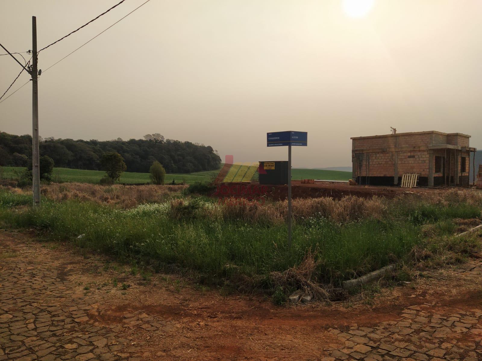 Terreno de Esquina à venda, ARAUCARIA PARK, VITORINO - PR