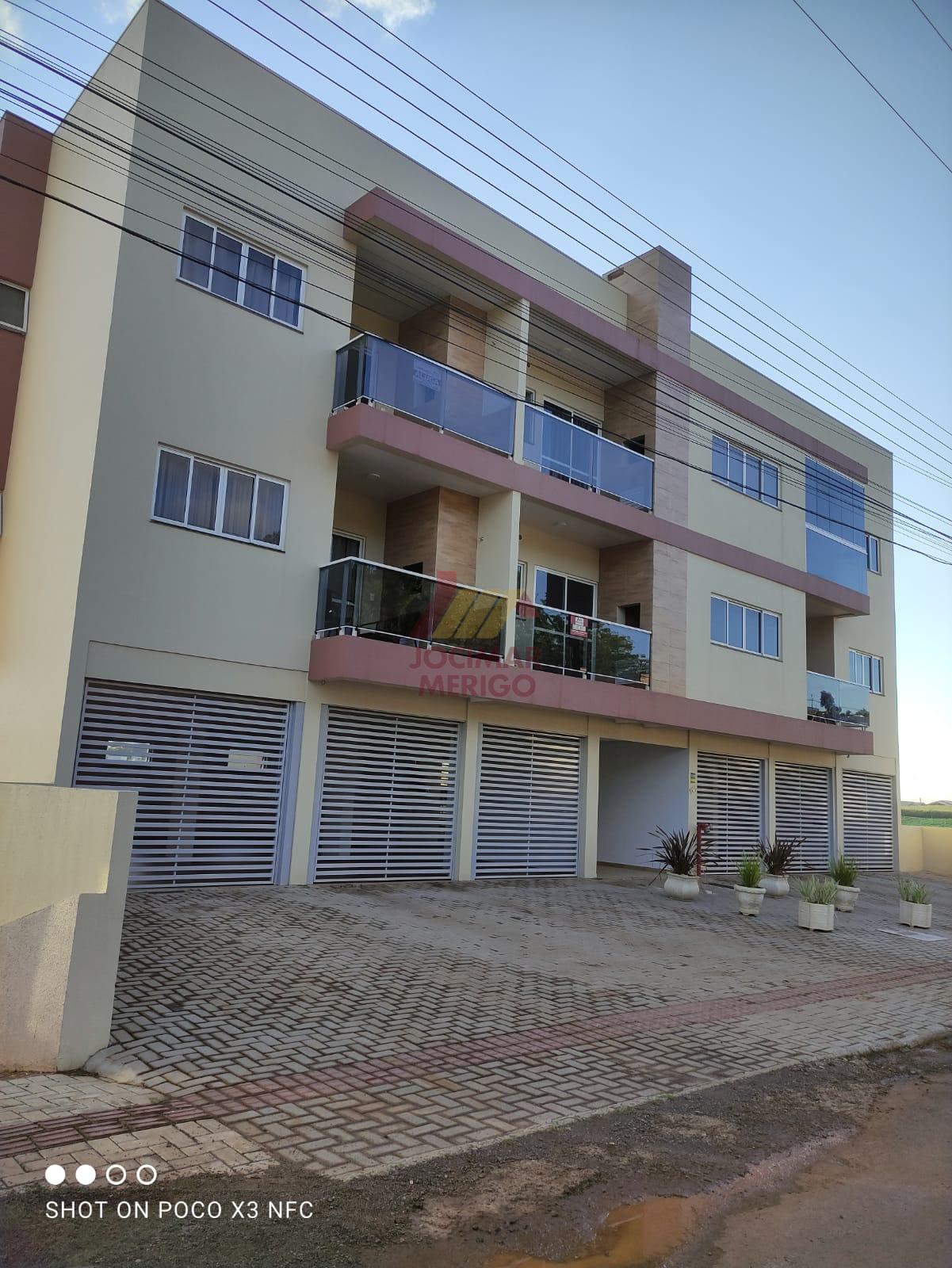 Apartamento com 2 dormitórios, CRUZEIRO, SAO LOURENCO DO OESTE - SC