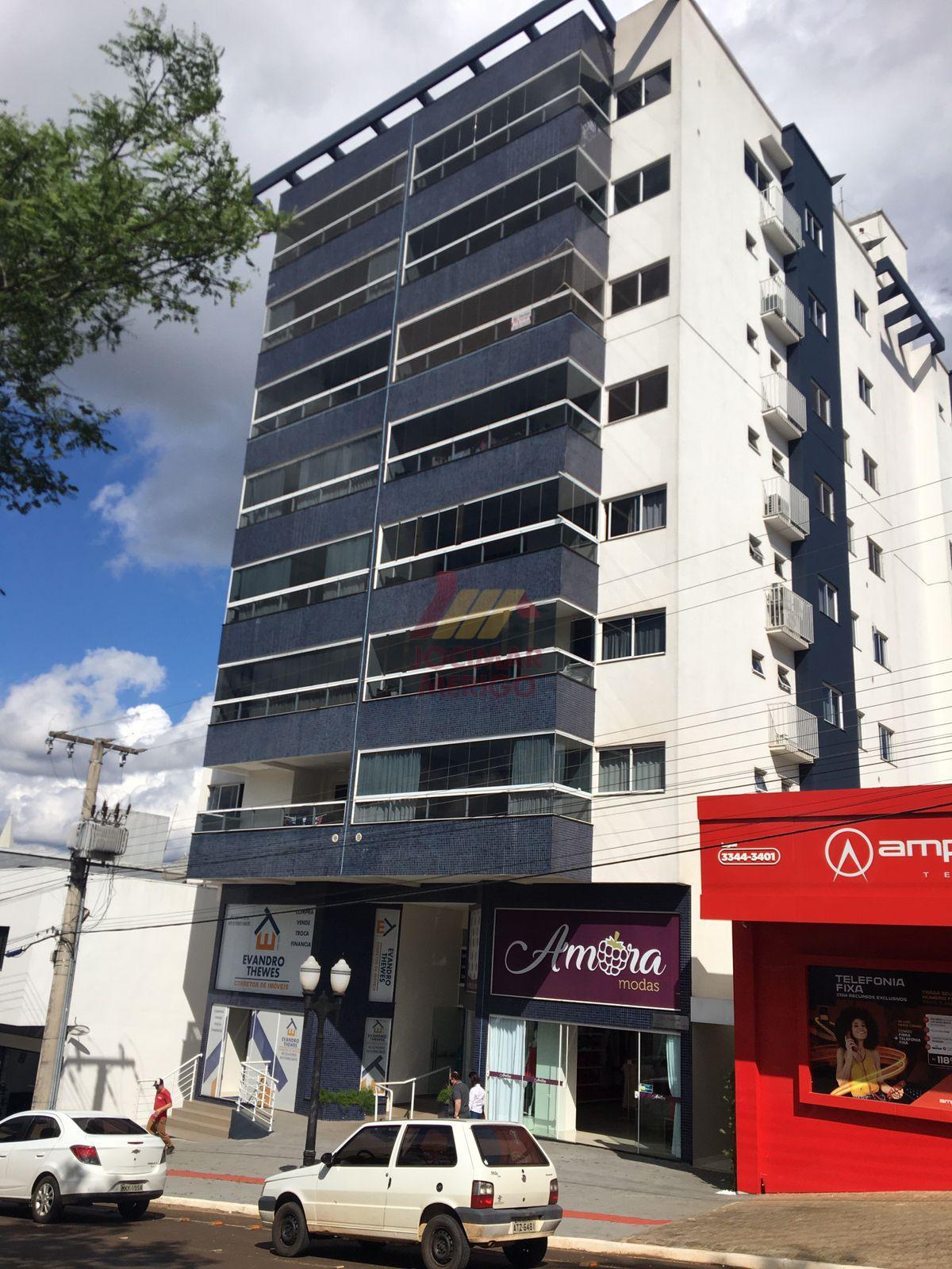 Apartamento com 2 dormitórios para locação, CENTRO, SAO LOURENCO DO OESTE - SC