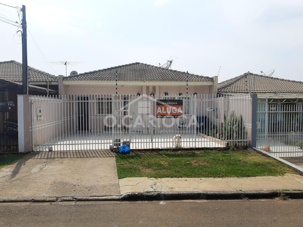 Casa para locação, SANTANA, GUARAPUAVA - PR