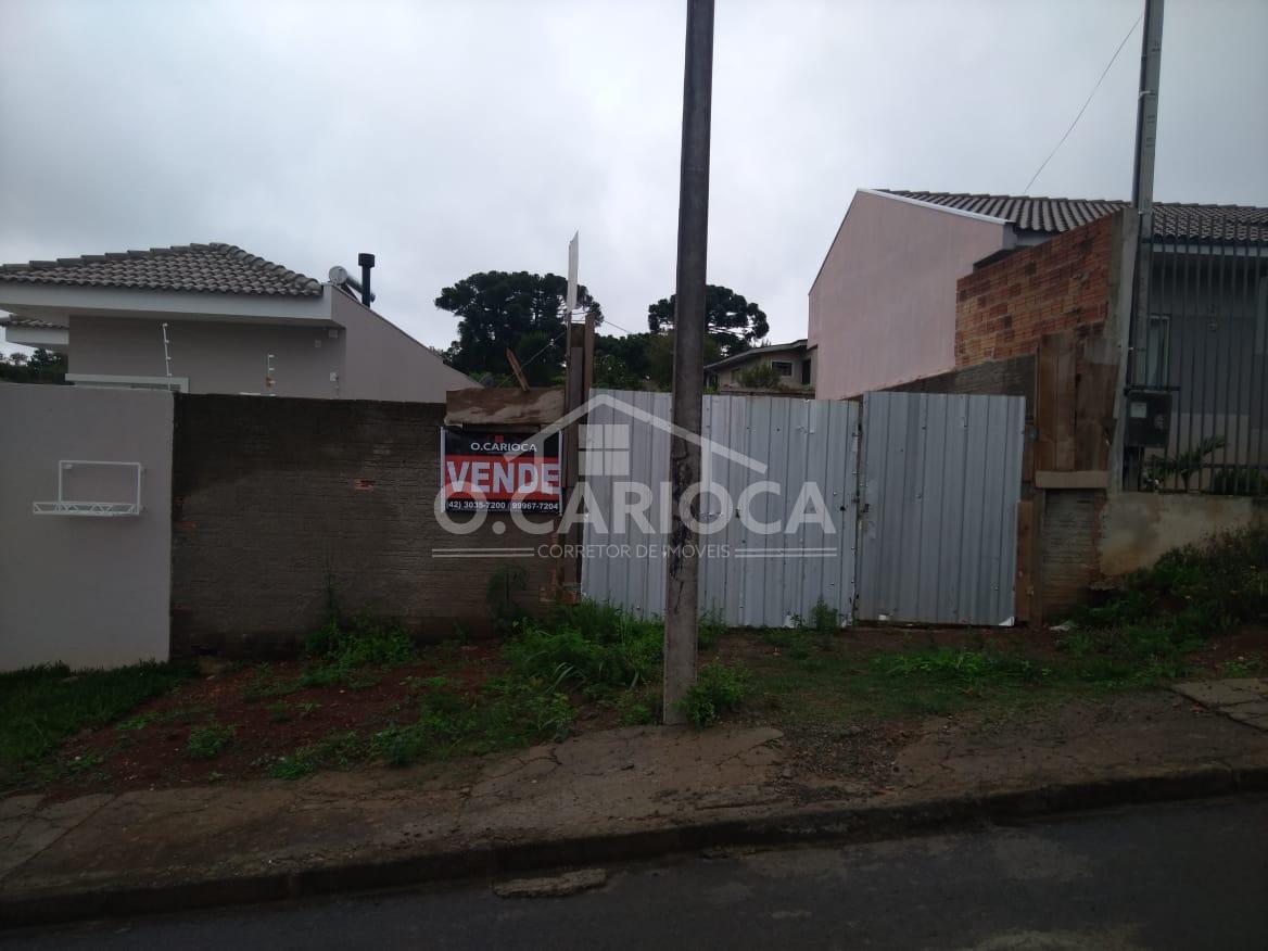 Terreno à venda, SANTA CRUZ, GUARAPUAVA - PR