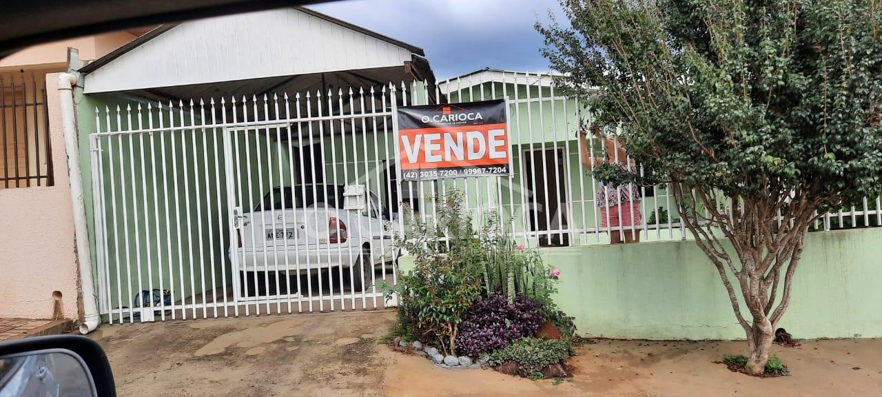 Casa à venda, ADÃO KAMINSKI, GUARAPUAVA - PR