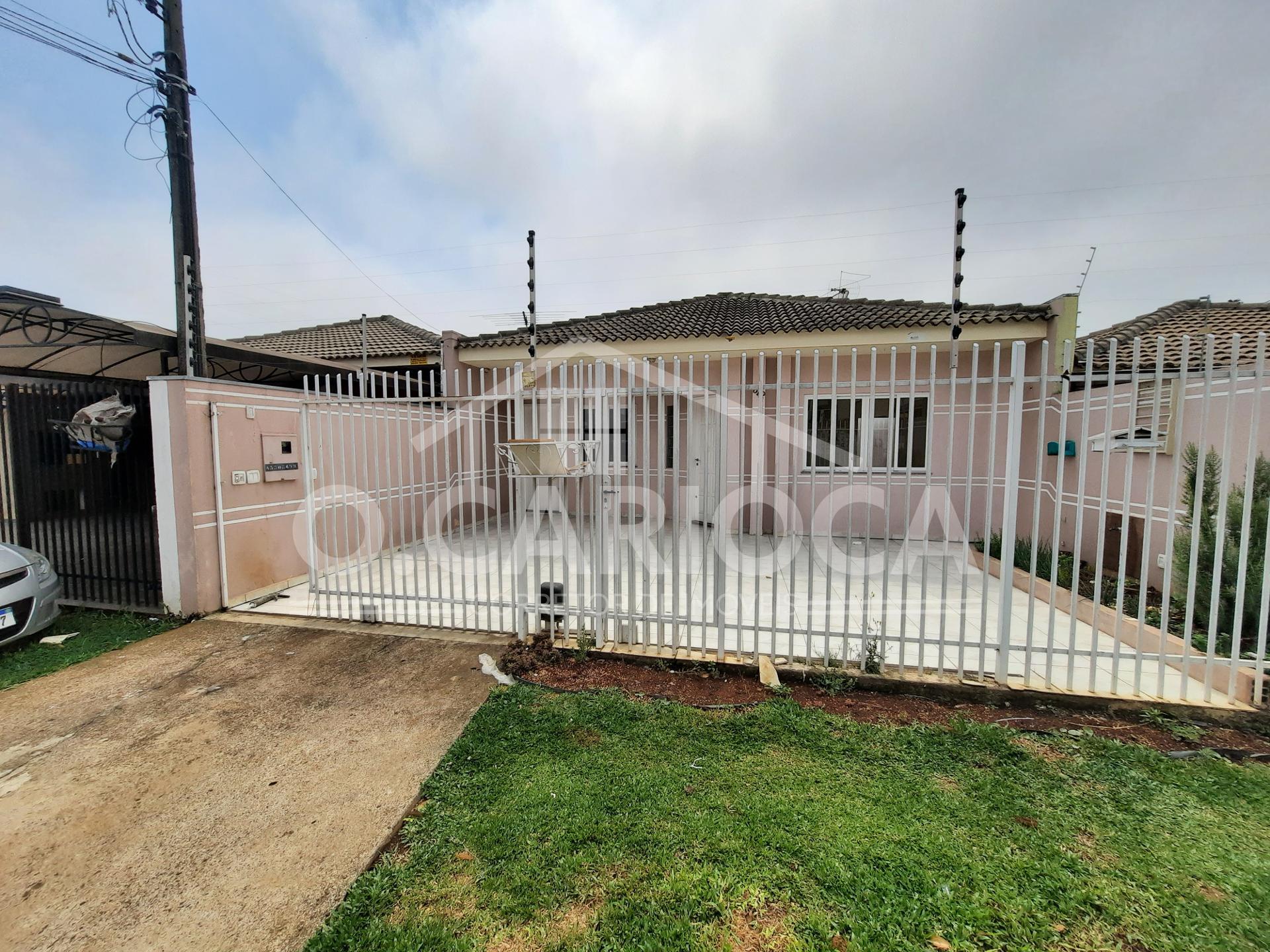 Casa à venda, TRIANON, GUARAPUAVA - PR