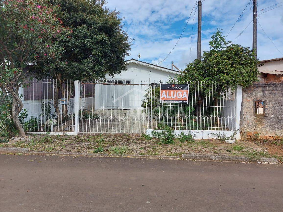 Casa para locação, ADÃO KAMINSKI, GUARAPUAVA - PR