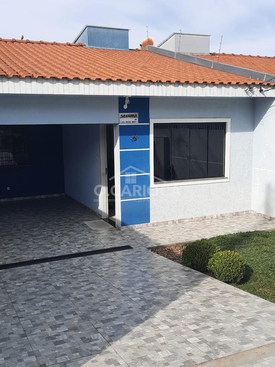 Casa à venda, BONSUCESSO, GUARAPUAVA - PR