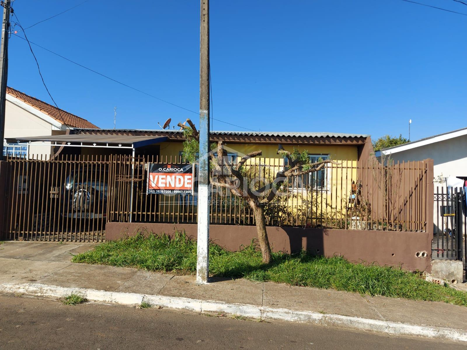 Casa à venda, RESIDENCIAL 2000, GUARAPUAVA - PR