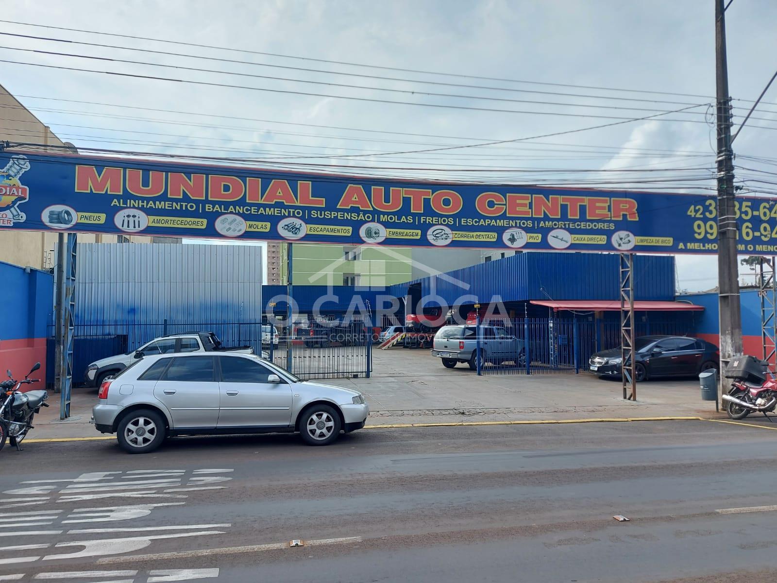Comercial à venda, Centro, GUARAPUAVA - PR