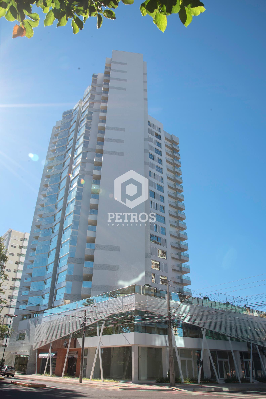 Apartamento Mobiliado Edifício Aliança - CENTRO