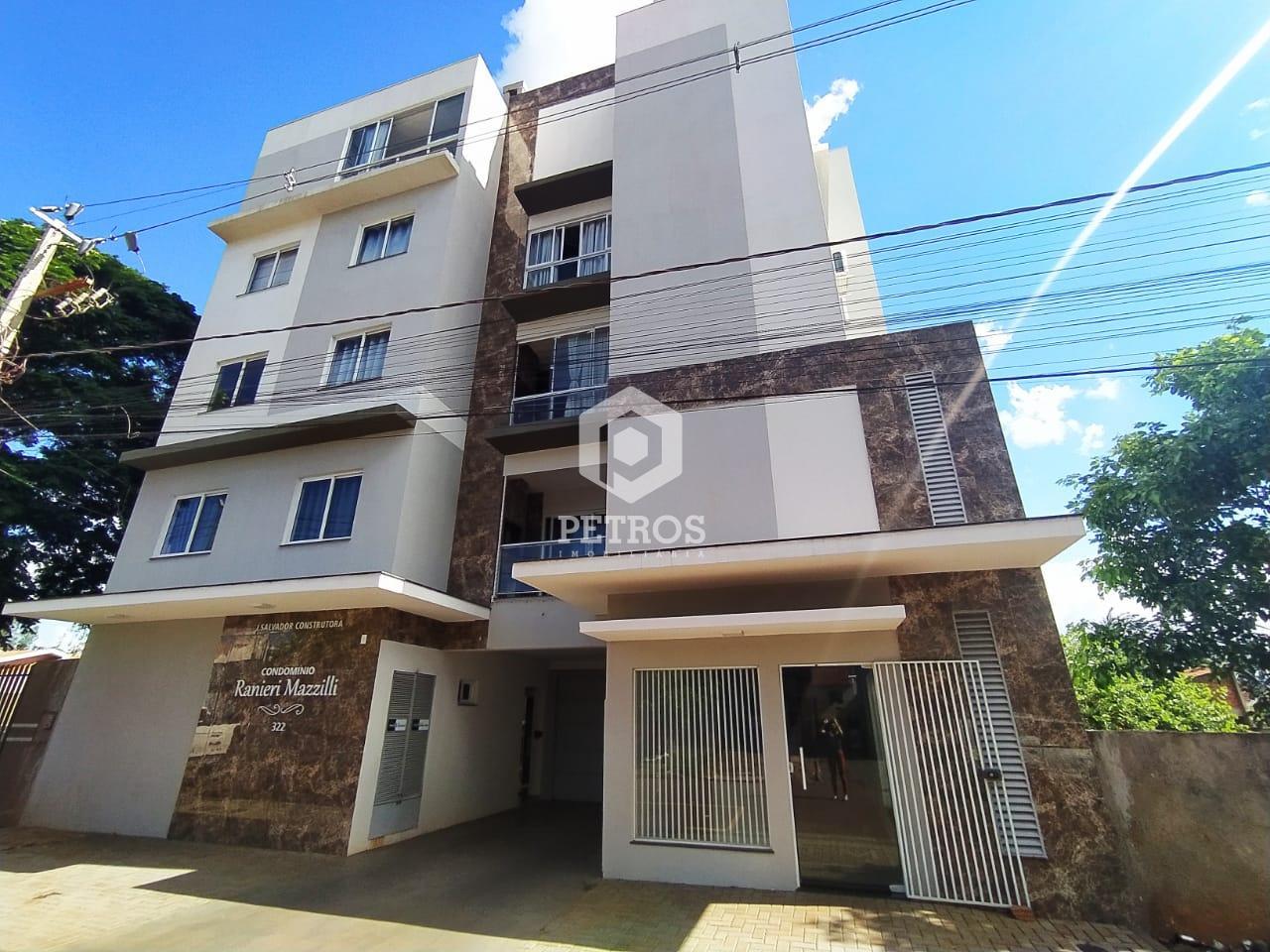 Apartamento Semi-Mobiliado Jardim Pancera