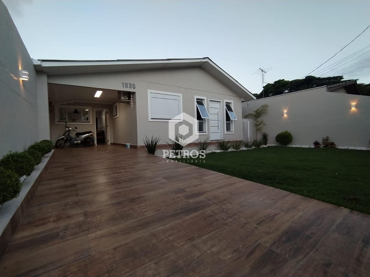 Casa Terrea - Jardim Gisela