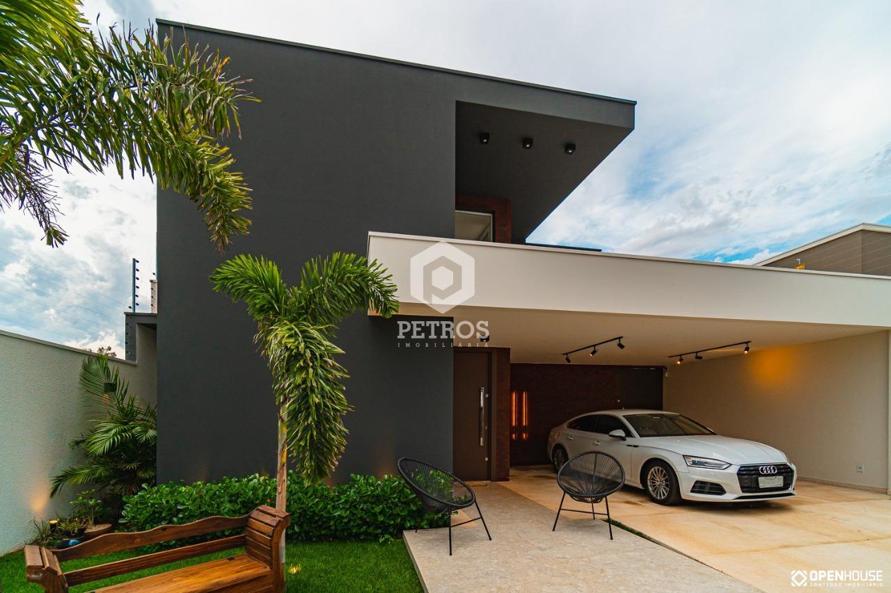 Casa térrea de  Altíssimo Padrão - Jardim Gisela