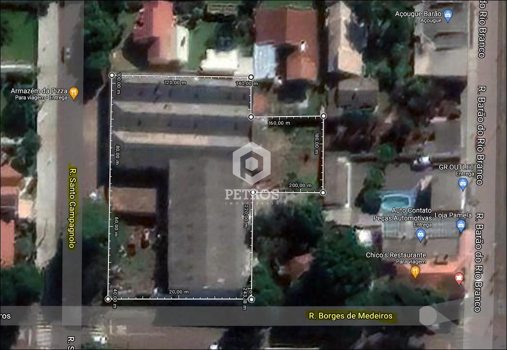 Terreno localizado na Vila Industrial